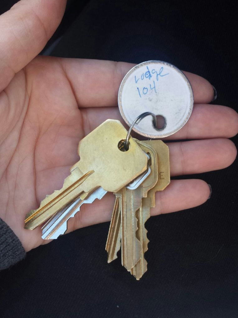 Keys. Image rights: www.thislittlespace.com