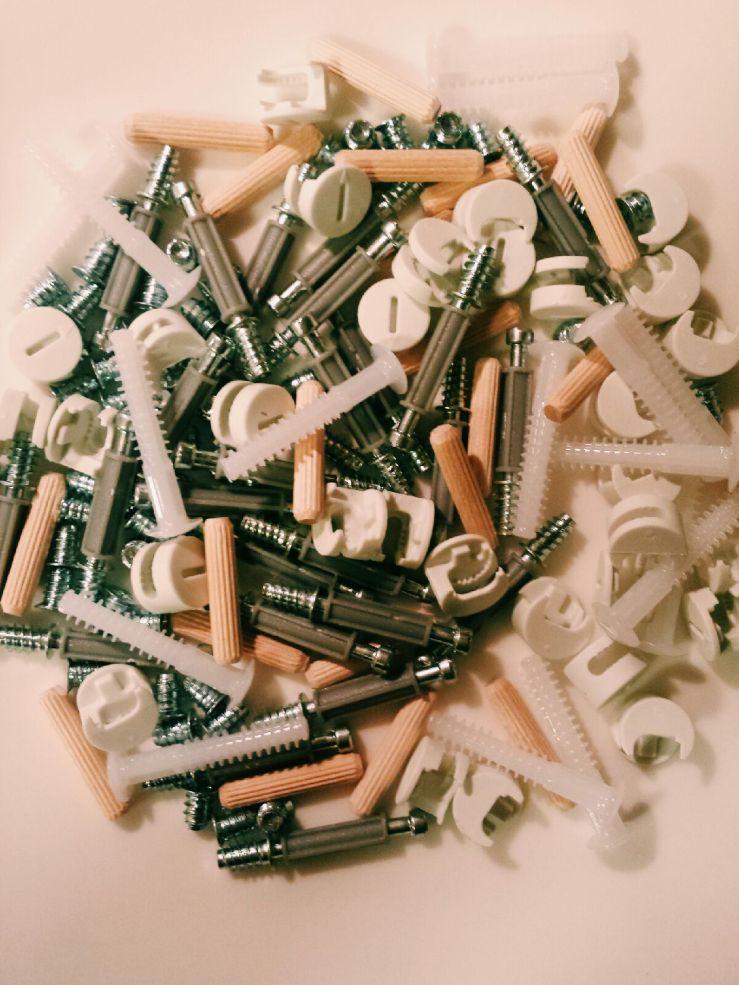 IKEA Brimnes parts. www.thislittlespace.com