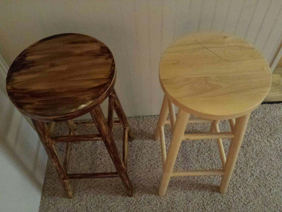 Re Staining Wood Furniture Danielle Alexander