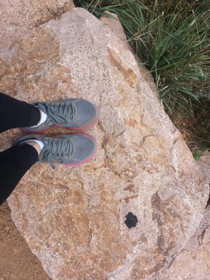 staunton state park shoes. www.thislittlespace.com