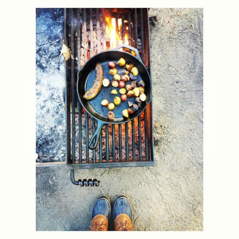 campingfood. www.thislittlespace.com