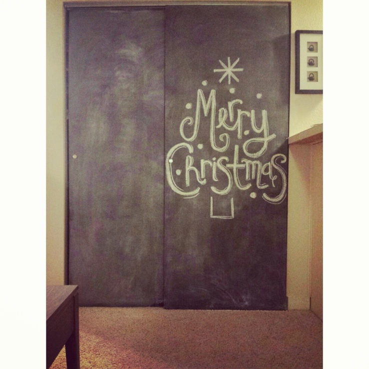chalkchristmastree.www.thislittlespace.com
