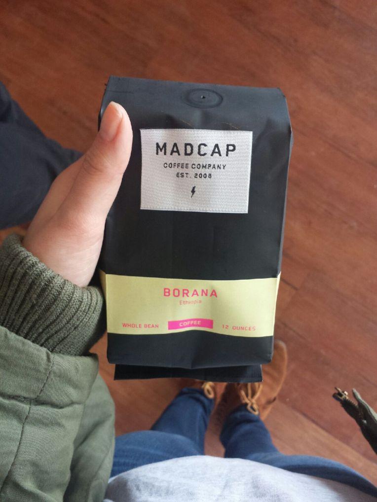 madcap coffee. www.thislittlespace.com